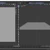 Blender2.8でスカルプトモデリングを行う その8(ブラシの減衰)