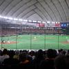 東京ドーム野球観戦