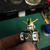 【HG  アトラスガンダム ガンプラ製作記 <5>】腕部塗装と製作そして本体部分完了!