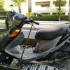 #バイク屋の日常 #スズキ #アドレスV125 #レッカー #ベルト切れ