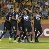 CONCACAFチャンピオンズリーグ 準々決勝 1stレグ U.A.N.L 1-1 UNAM
