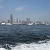 横浜を楽しむには中華街まで船で行くシーバスがオススメ。