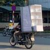 ベトナムなバイクのいる風景〜ハノイの日常