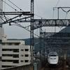 東北新幹線 福島駅にて