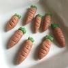 ☆キャロットケーキ用のデコ作りからの粘土遊び