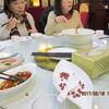 江南周遊(64) 上海 虹橋 で ツアー 最後の晩餐。