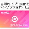 話題のアプリCHIP(チップ)でファンクラブを作ったよ!