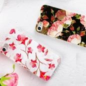 おしゃれすぎるッ!女ゴコロをくすぐる花柄iPhoneケース特集♡