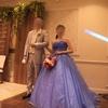 【結婚式当日レポ29】披露宴*ドレス当てクイズ・高砂での歓談