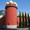 ダリ劇場美術館へ行く  バルセロナからの日帰り旅行 @フィゲラス (7日目)