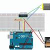 Arduinoで モータードライバ TA7291p をつかってみた。