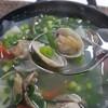 スッキリ味 あさりのスープ