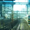 子どもになった気分で楽しむ鉄道の運転席うしろからの眺め[前面展望]