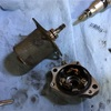 AF61 トゥデイ セルが使えなくなったので修理