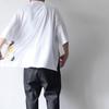 SIDE VENTS EM T-SHIRT - Licht Bestreben -