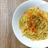 """ペペロンチーノを乳化なしで作ってみた(非乳化ペペロンチーノ) """"Non emulsionale Pasta aglio, olio e peperoncino"""""""