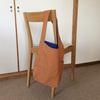 ソファカバーから作ったバッグ