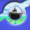輪島市内をポケモンGOで探索(二ツ屋町【馬と少年】)