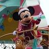 ディズニークリスマス!①~「ディズニー・クリスマス・ストーリーズ」豪華過ぎるフロートを最前列で鑑賞する!~