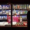 スカイビル、ドイツクリスマスマーケットやってたよ。