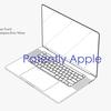 超薄型ベゼルの「MacBook Pro」?16インチ?