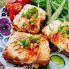 チャーシュ煮汁で【高野豆腐のチーズ焼き】(動画レシピ)/Grilled Kouya tofu with Cheese and Char-siu Broth.