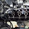 ライフ H13 JB1 カムホルダーパッキン交換