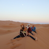 砂漠「何もない」世界