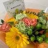 花束の連鎖。春のニコライ・バーグマンカフェ