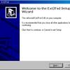 Windowsで ext3 にフォーマットされたUSBメモリからデータを抽出する