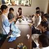 8/30 今夏最終の染めの会