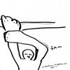 懸垂(チンニング)のバリエーションと難易度についての考察
