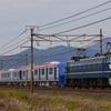第1121列車 「 甲202 首都圏新都市鉄道TX-3000系(3083f+3084f)の甲種輸送を狙う 」