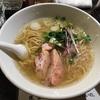 塩生姜らー麺専門店 マニッシュ@神田の塩生姜らー麺