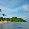 「ハードリン ノイ ビーチ(サンセットビーチ Haad Rin Nai)」~パンガン島(Ko Pha-Ngan) ハードリンには東西にビーチがある!!