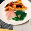 枝豆ペペロンチーノと笹かまをつまみに/締めはTKG(´∀`*)