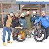 【熊野で雪遊び】ソリとファットバイクで遊ぶ冬の和佐又山(奈良県吉野郡上北山村)