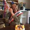 山本さんお誕生日&メンズハーフコート