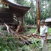 台風21号被害調査2