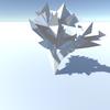 【Unity】樹形の三角形メッシュを生成できる「unity-tetrahedron-tree」紹介