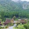 京都・美山 - 初秋の美山 かやぶきの里