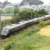 """【JR九州】787系 BM363 """"36ぷらす3"""" 宮崎ゆき(9002M)"""