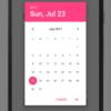 Androidアプリ開発日誌 5日目
