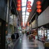 黒崎(八幡西区)の巨大シャッター商店街