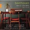 ベートーヴェン:三重協奏曲、ピアノ三重奏曲第4番「街の歌」 / ヤルヴィ, フランクフルト放送交響楽団 (2019 CD-DA)
