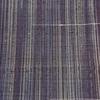 着物生地(268)縞模様織り出し創作手織り真綿紬