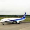 ANA NH378便 B767-300 プレミアムクラス Premium Class 搭乗記 中標津SHB-羽田HND