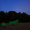 ソロキャンプ・テント・モンベルタープ・ヘキサ