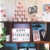 ヒョンウォン誕生日おめでとう!自由が丘のカフェ「KKOTBING」でセンイルカップホルダーゲット♡