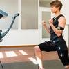 EMSトレーニングが筋力に及ぼす効果(筋力の増加を媒介するものは、主として筋の活性化増大などの神経系の適応がある)